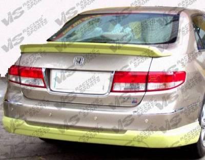 VIS Racing - 2003-2005 Honda Accord 4Dr Techno R Trunk Spoiler - Image 1