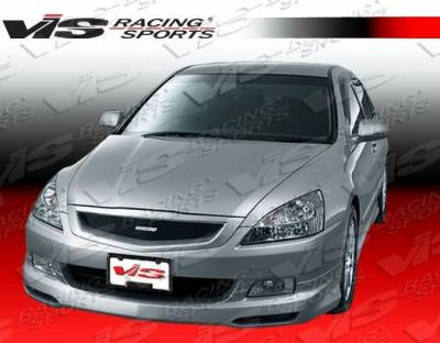 VIS Racing - 2006-2007 Honda Accord 4Dr Techno R 2 Front Lip - Image 5