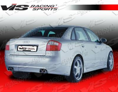 VIS Racing - 2002-2005 Audi A4 4Dr A Tech Full Kit - Image 2