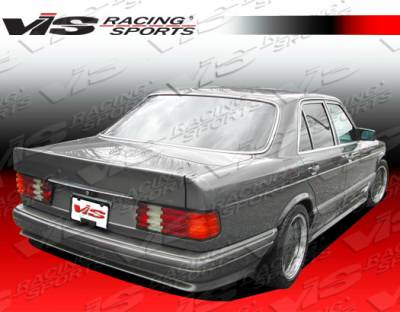 VIS Racing - 1981-1991 Mercedes S-Class W126 4Dr Euro Tech Full Kit - Image 2