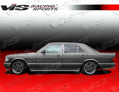 VIS Racing - 1981-1991 Mercedes S-Class W126 4Dr Euro Tech Full Kit - Image 3