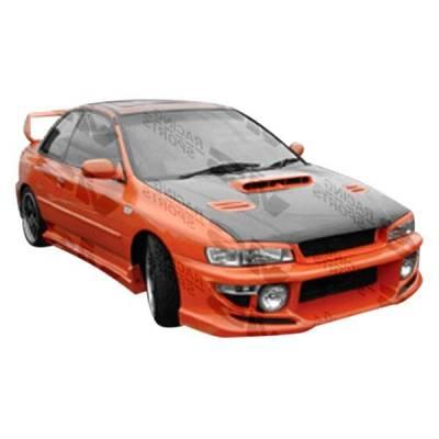 VIS Racing - 1993-2001 Subaru Impreza 2Dr/4Dr Tracer Full Kit - Image 1