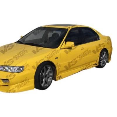 VIS Racing - 1994-1995 Honda Accord 2Dr/4Dr 4Cyl Cyber Full Kit - Image 2