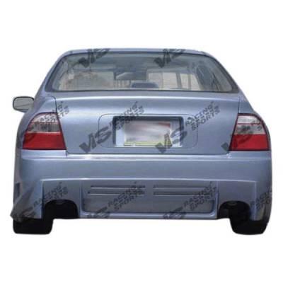VIS Racing - 1994-1995 Honda Accord 2Dr/4Dr 4Cyl Cyber Full Kit - Image 3