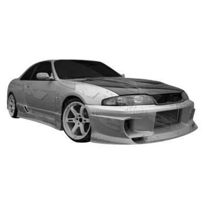 VIS Racing - 1995-1998 Nissan Skyline R33 Gtr 2Dr Demon Full Kit - Image 1