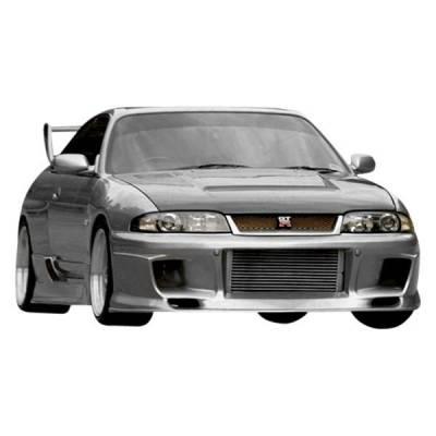VIS Racing - 1995-1998 Nissan Skyline R33 Gtr 2Dr Demon Full Kit - Image 3