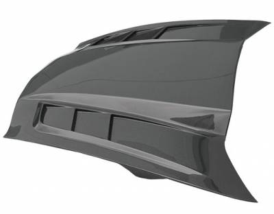VIS Racing - Carbon Fiber Hood SCV Style for 2014-2019 Chevrolet Corvette - Image 2