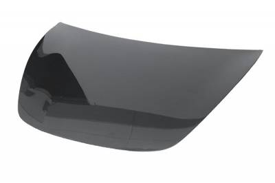 VIS Racing - Carbon Fiber Hood OEM Style for 2017-2019 Tesla Model 3 - Image 1