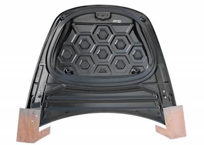 VIS Racing - Carbon Fiber Hood OEM Style for 2017-2020 Tesla Model 3 - Image 2