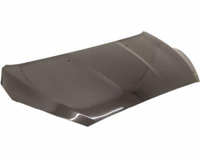 VIS Racing - Carbon Fiber Hood OEM Style for Ford Focus 2DR & 4DR 15-18 - Image 1