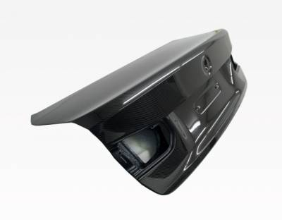 VIS Racing - Carbon Fiber Trunk OEM Style for BMW 3 SERIES(F80) M3 4DR 14-18 - Image 1