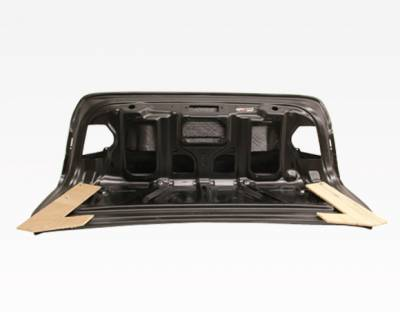 VIS Racing - Carbon Fiber Trunk OEM Style for BMW 3 SERIES(F80) M3 4DR 14-18 - Image 3