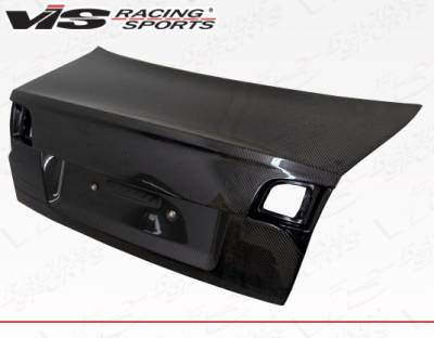 VIS Racing - Carbon Fiber Trunk OEM Style for Audi  A4 4DR 06-07 - Image 1