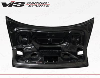 VIS Racing - Carbon Fiber Trunk OEM Style for Audi  A4 4DR 06-07 - Image 2