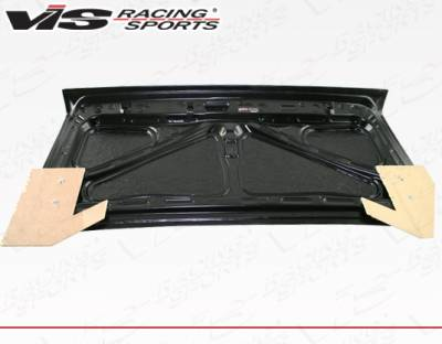 VIS Racing - Carbon Fiber Trunk DTM(Euro) Style for BMW 3 SERIES(E30) 2DR 84-91 - Image 2