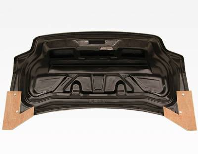 VIS Racing - Carbon Fiber Trunk CSL(Euro) Style for BMW 1 SERIES(E82) 2DR 08-12 - Image 1