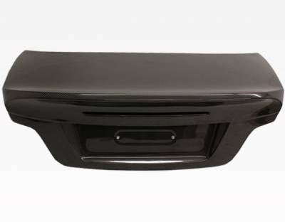 VIS Racing - Carbon Fiber Trunk CSL(Euro) Style for BMW 1 SERIES(E82) 2DR 08-12 - Image 2