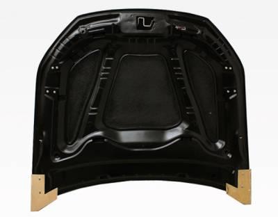 VIS Racing - Carbon Fiber Hood OEM Style for Maserati Ghibli 4DR 2014-2020 - Image 4