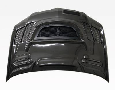 VIS Racing - Carbon Fiber Hood JC Style for Mitsubishi EVO 9 4DR 06-07 - Image 3