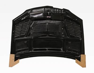 VIS Racing - Carbon Fiber Hood JC Style for Mitsubishi EVO 9 4DR 06-07 - Image 4