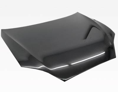 VIS Racing - Carbon Fiber Hood OEM Style for Tesla Model S 4DR 12-15 - Image 1