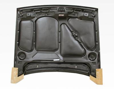 VIS Racing - Carbon Fiber Hood OEM  Style for Volkswagen Corrado  2DR  90-94 - Image 4