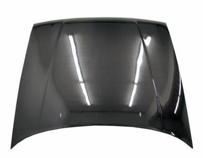 VIS Racing - Carbon Fiber Hood OEM  Style for Volkswagen Corrado  2DR  90-94 - Image 2