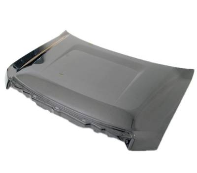 VIS Racing - Carbon Fiber Hood OEM Style for Ford F150 2DR & 4DR 09-14 - Image 1