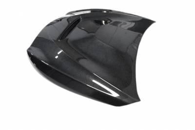 VIS Racing - Carbon Fiber Hood GTS Style for Infiniti Q50 4DR 14-18 - Image 2