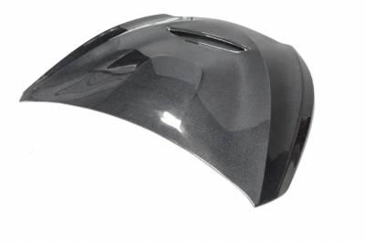 VIS Racing - Carbon Fiber Hood GTS Style for Infiniti Q50 4DR 14-18 - Image 3