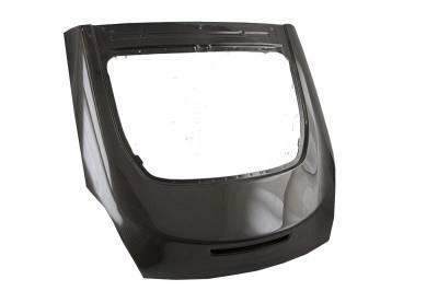 VIS Racing - Carbon Fiber Hatch OEM Style for Nissan 370Z Hatchback 09-19 - Image 2
