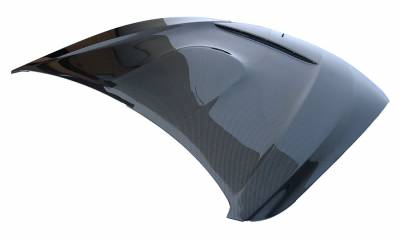 VIS Racing - Carbon Fiber Hood GTS Style for BMW 4 SERIES(F82) M4 2DR 15-17 - Image 1