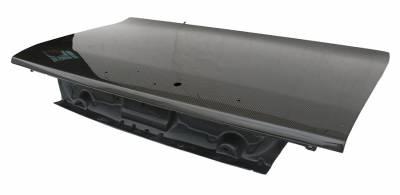 VIS Racing - Carbon Fiber Trunk Oem Style for Dodge Challenger 2DR 2008-2019 - Image 2