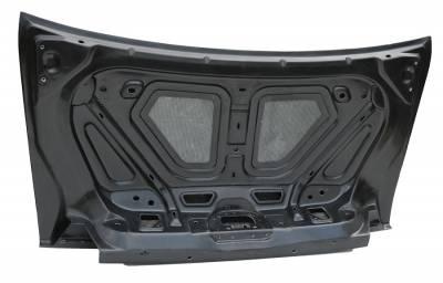 VIS Racing - Carbon Fiber Trunk Oem Style for Dodge Challenger 2DR 2008-2019 - Image 3