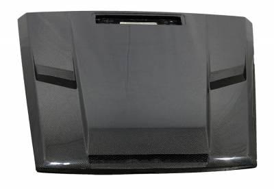 VIS Racing - Carbon Fiber Hood DTM Style For -Mercedes G Class G55 2003-2018 - Image 1
