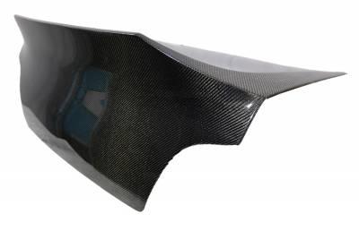 VIS Racing - Carbon Fiber Trunk SS Style for Subaru WRX 4DR 04-07 - Image 1