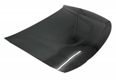 VIS Racing - Carbon Fiber Hood JS Style for Acura Integra (JDM) 2DR & 4DR 94-01 - Image 1