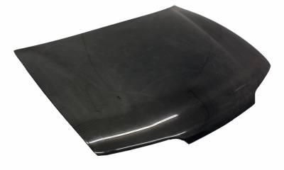 VIS Racing - Carbon Fiber Hood OEM Style for Acura Integra (JDM) 2DR & 4DR 94-01 - Image 1