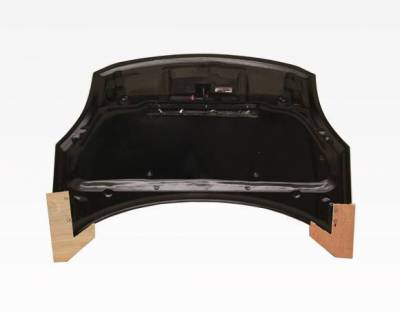 VIS Racing - Carbon Fiber Hood Techno R Style for Suzuki Swift 4DR 05-07 - Image 4