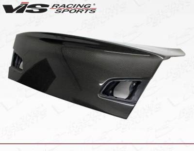 VIS Racing - Carbon Fiber Trunk K2 Style for Infiniti G 35 4DR 03-06 - Image 1