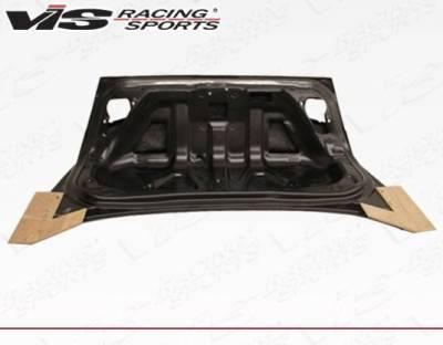 VIS Racing - Carbon Fiber Trunk K2 Style for Infiniti G 35 4DR 03-06 - Image 4